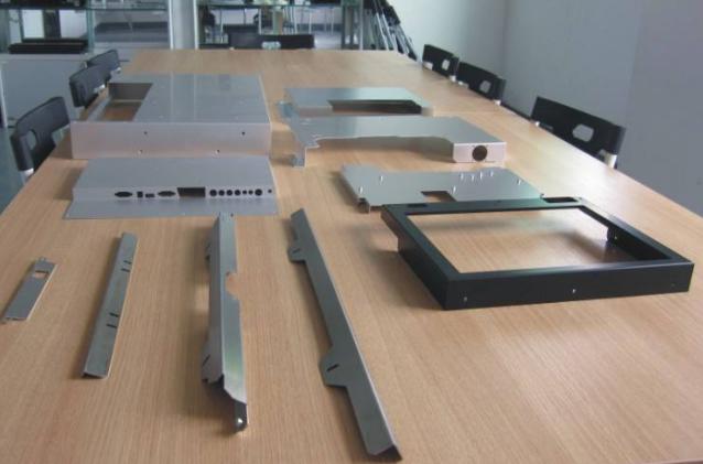 如何提升钣金加工中表面处理工艺的效益